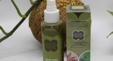 Kutus Kutus Oil good for foot reflexology