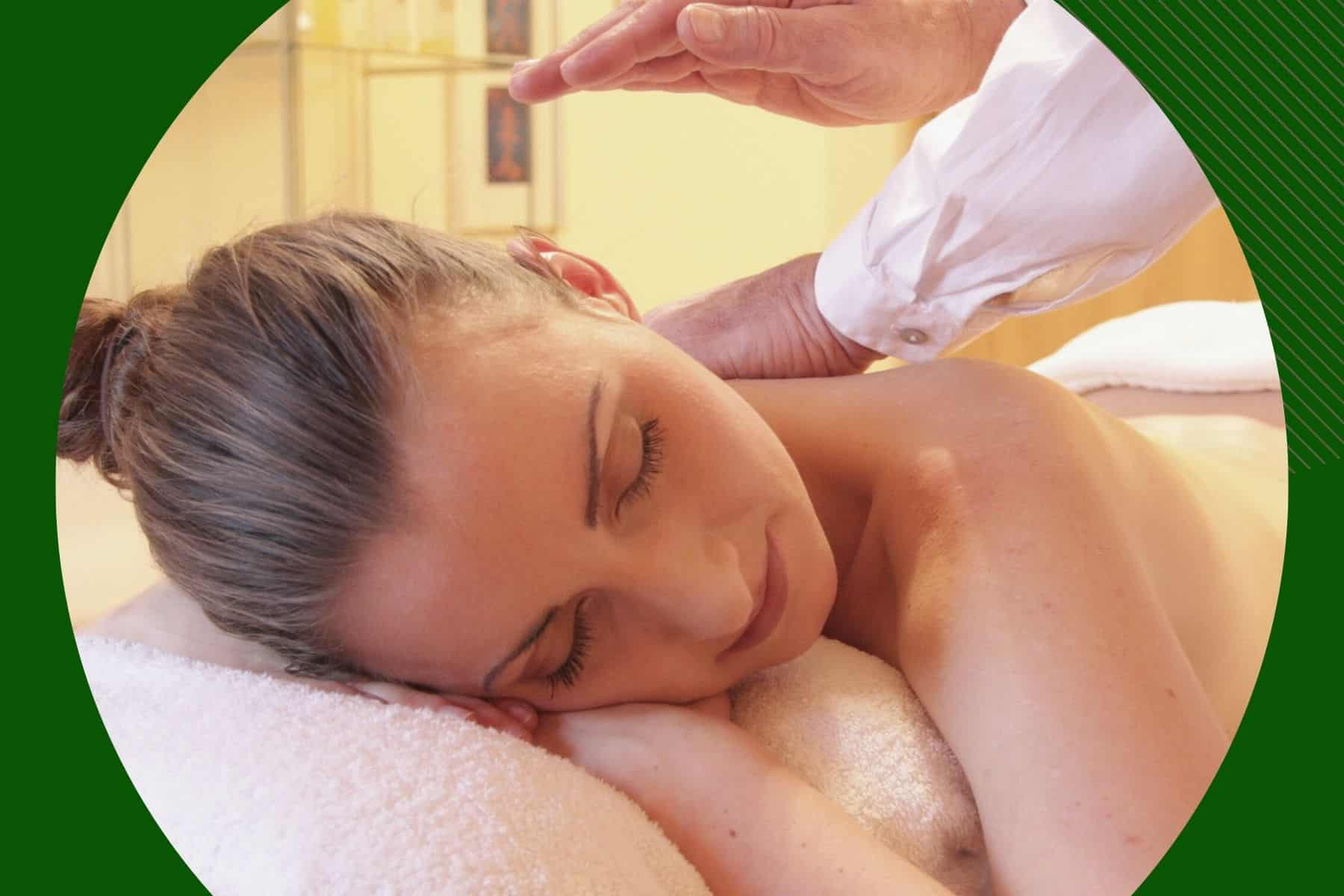 Massage with the right essential oil