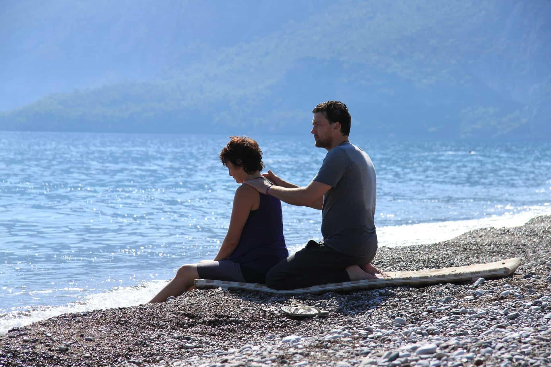 partner massage anywhere